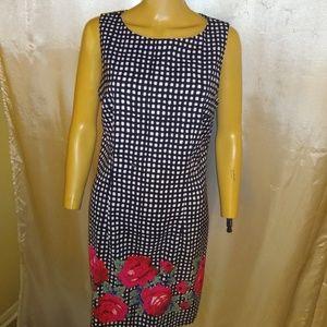 Women's Summer Dress Size 14 EUC